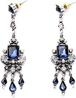 edwardian earrings reproduction