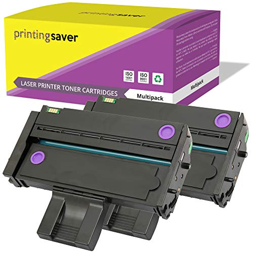 Printing Saver 2X SCHWARZ Toner kompatibel für RICOH SP 200, SP 201N, SP 204SF, SP 204SFN, SP 204SFNW, SP 211, SP 211SF, SP 211SU, SP 213SFNW, SP 213SFW, SP 213SUW, SP 213W, SP 214 drucker