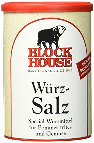 Block House Würzsalz, 1er Pack, 500g