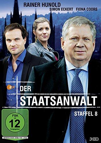 Der Staatsanwalt - Staffel 8 (3 DVDs)
