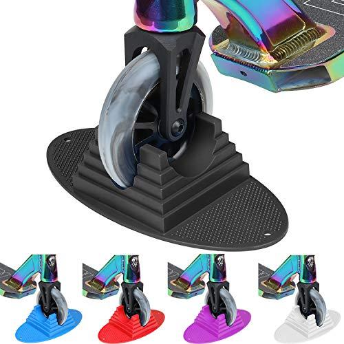 VOKUL Universal Scooter Stand für Razor, Madd Gear, Lucky, Phoenix, Bezirk, Mehr Adult Kick Stunt Scooter (Schwarz)
