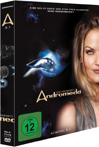 Andromeda - Season 5.1 [3 DVDs]