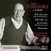 Stravinsky: in 4 Deals