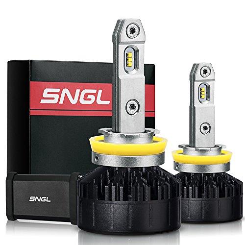 SNGL Super Bright LED Headlight Conversion Kit