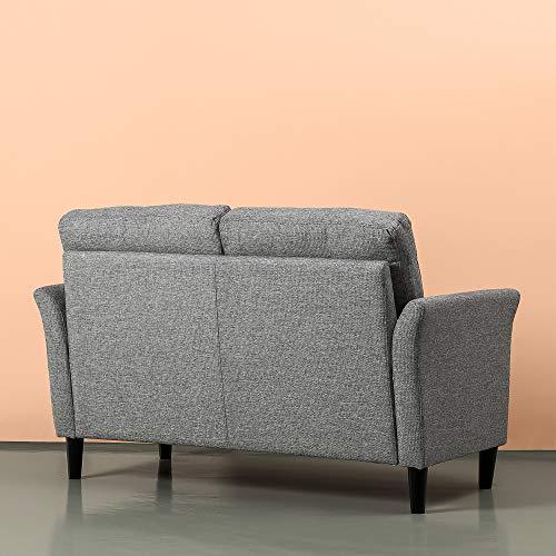 Zinus Jackie LoveSeat Sofa