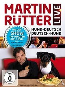 Geschenk für Hundebesitzer Gute Unterhaltung auf 2 DVDs mit Martin Rütter Live Hund Deutsch