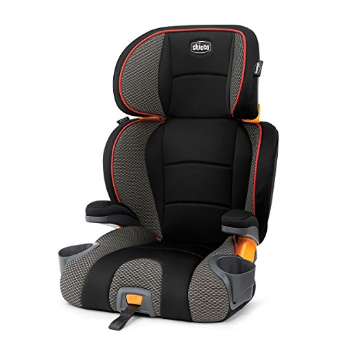 Chicco KidFit 2-in-1 Belt Positioning Booster Car Seat -...