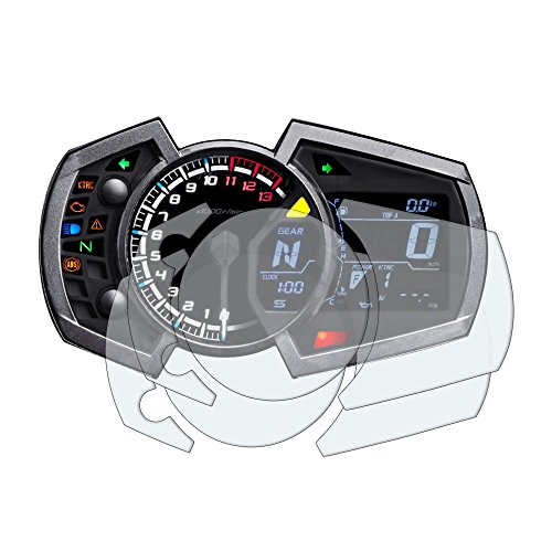 Speedo Angels Dashboard Screen Protector for KAWASAKI NINJA 250/400 (2018+) - 2 x Ultra Clear