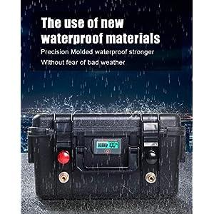Wasserdicht Belly Boot Batterie und Akku
