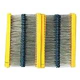 FLAMEER Kit de Surtido de 2000PCS Precision Film Resistors Set 1ohm-10mohm 1 / 4W