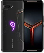 "ASUS ROG Phone 2 (New) Unlocked GSM US Version & Warranty, 1TB Storage, 12GB RAM, 6.6"" FHD+ AMOLED 120Hz Display, Snapdragon 855 Plus, No Volte, Gaming Smartphone (ZS660KL-S855P-12G512G-BK) (1TB)"