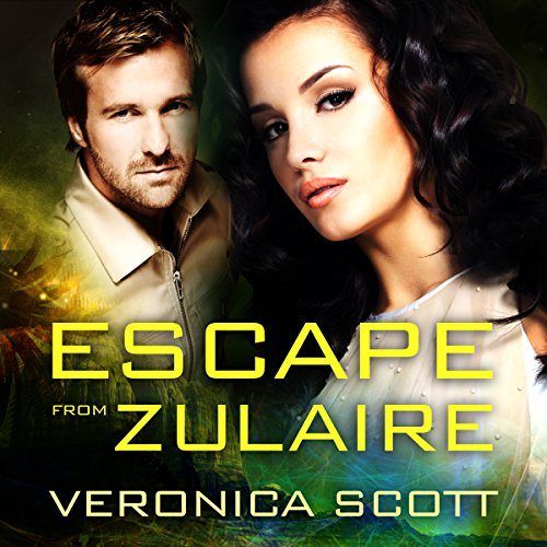 Escape from Zulaire audiobook cover art