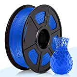 【CLOG FREE & BUBBLE FREE】-Designed and manufactured with clog-free patent to guarantee a smooth and stable printing experience with these PLA refills.The Filament spools are vaccum sealed with a desiccant packet to protect filament from moisture. Dry...