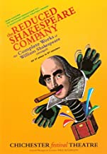 the Reduced Shakespeare Company, Color Theatre Programme (the Complete Works of William Shakespeare (abridged), All 37 pla...