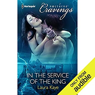 In the Service of the King audiobook cover art