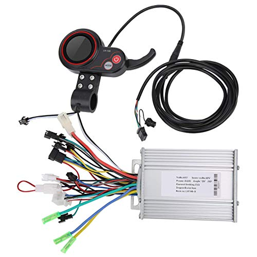 Controlador de Bicicleta eléctrica de Buena dureza, Controlador de Scooter eléctrico Lh100 48 V de Aluminio, para Entretenimiento en el hogar