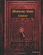 Mistress/slave BDSM Contract (male slave)
