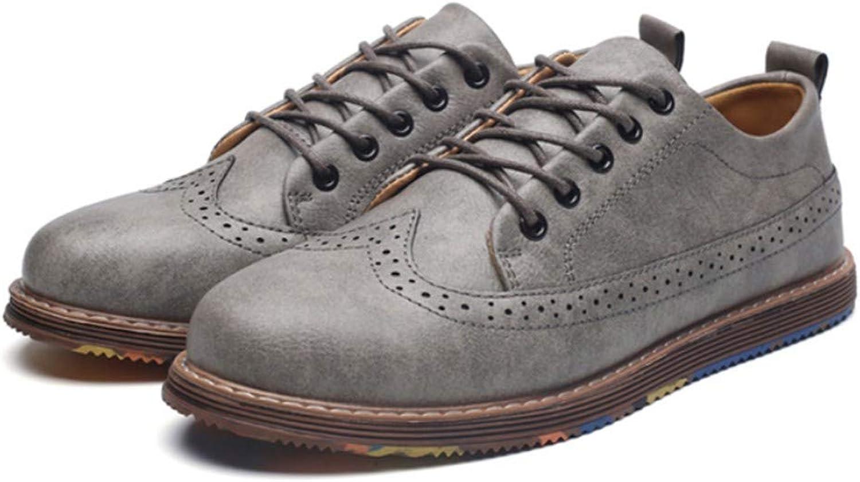TS-nslixuan Men'S shoes, Korean Version, Business Casual shoes