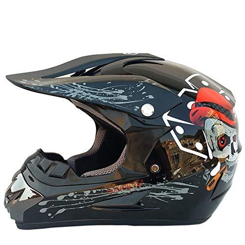 Motorcycle Helmet Adult Full Face Downhill Off-Road Anti Fog Mountain Moto Safety Caps Motocross Racing Motorbike Helmet
