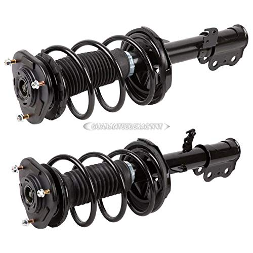 For Toyota Corolla 2003-2008 New Pair Front Complete Strut & Spring Assembly - BuyAutoParts 75-832682C New
