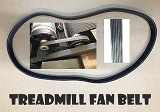 Polyrib Drive Motor Fan Treadmill Belt 7-Rib for York Excel 310 York Treadmill