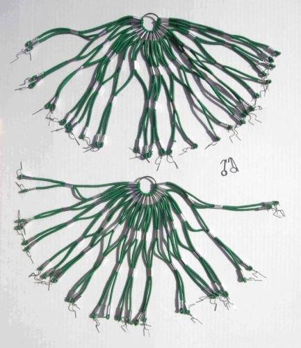 Kleidernetz Rockschutz Gummi, grün, 26-28