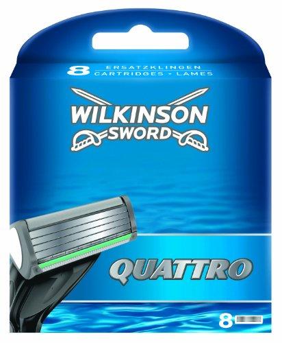 Cuchillas De Afeitar Wilkinson Quattro Marca Wilkinson Sword
