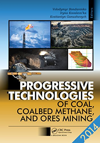 Progressive Technologies of Coal, Coalbed Methane, and Ores Mining
