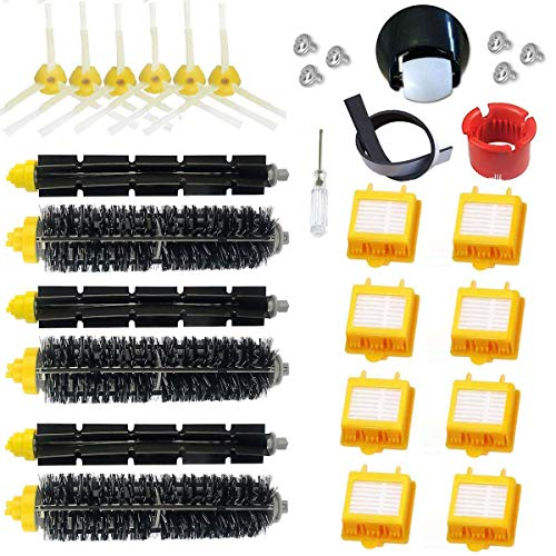Supon Accesorios de repuestos de robot para robot 790 782 780 776 774 772 770 760 Juego de reemplazo de filtro de cepillo serie 700(00415)