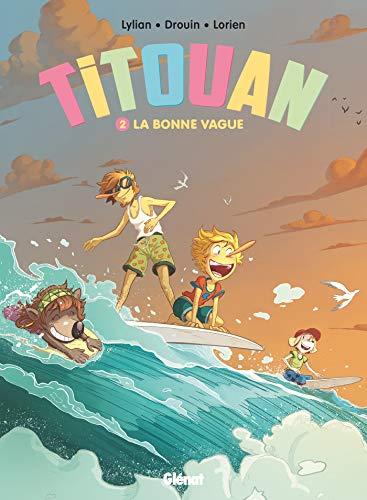Titouan - Tome 02 : Nouvelle vague (French Edition)