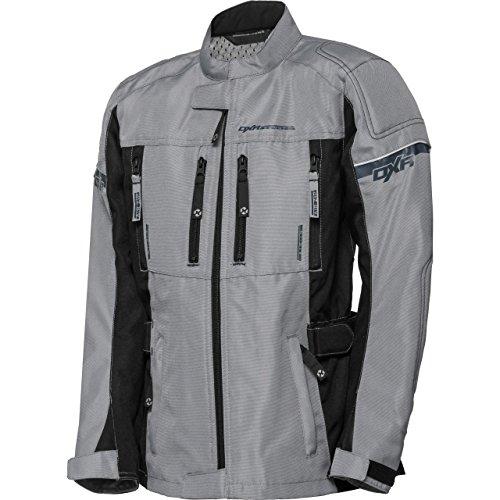 DXR motorjas met beschermers motor jas Zomer tour kinderen textiel jasje 2.0, kinderen, tourer, zomer, polyester