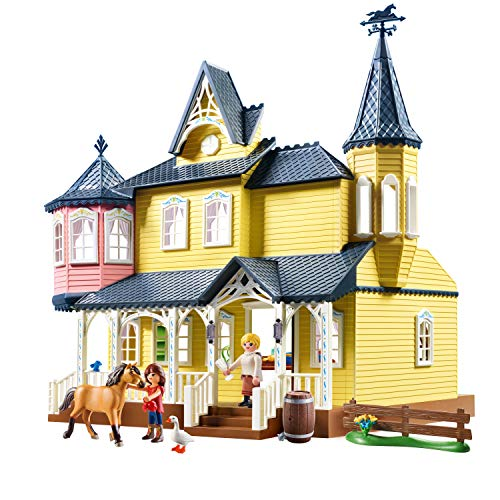 Luckys House from Spirit Riding Free is a popular new Playmobil set from last year