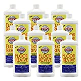 Hope's Premium Home Care Floor Revive, Stain Remover and Polish Restores Shine and Minimizes Scratches on Hardwood and Other Sealed Floors