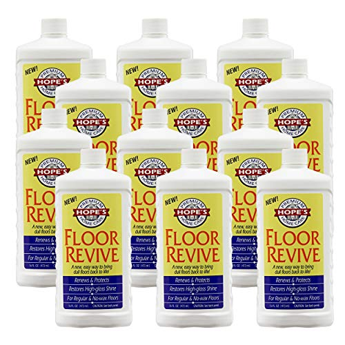 Hope's Premium Home Care Floor Revive, Stain Remover and...