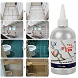MinusK Anti-Mould Wall Tile Grout Tube for Floors and Walls Tube and Sponge
