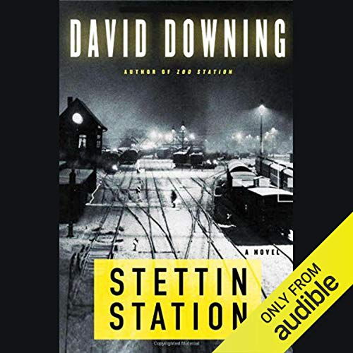Stettin Station  By  cover art