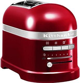 KitchenAid 5KMT2204ECA - grille pain automatisé avec porte-sandwhich -220/240V