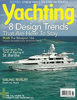 Yachting Magazine November 2011 8 Design Trends That are Here to Stay