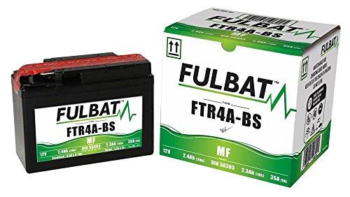FTR4A-BS, YTR4A-BS Wartungsfreie AGM,MF Fulbat Batterie