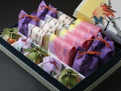 和菓子詰合せ 華-母の日