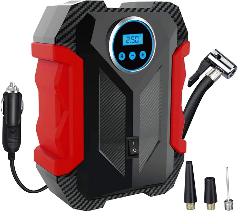 Awindshade Portable Air Compressor Detroit Mall Digit Tires for Car Sales for sale