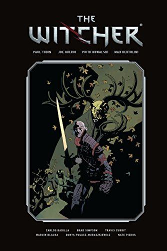 WITCHER LIBRARY EDITION HC (The Witcher)