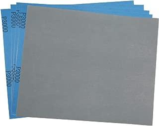 3000 Grit Dry Wet Sandpaper Sheets by LotFancy - 9 x 11