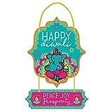Amscan- Happy Pc Signo Feliz Diwali
