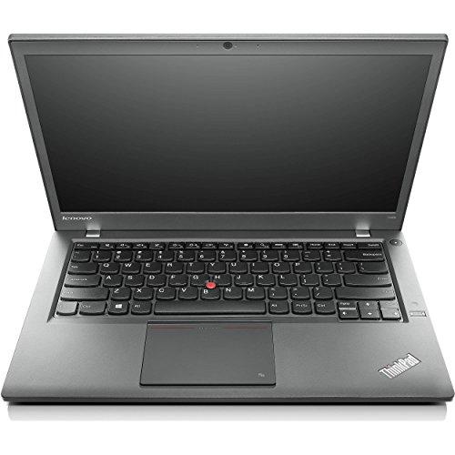 Lenovo Thinkpad T440s Notebook Computer - Intel Core i5-4300U 1.9GHz - 8GB RAM - 128GB SSD - 14' HD (1600x900) Display - WiFi - Bluetooth - Webcam - Windows 10 Pro 64 Bit (Renewed)