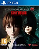 Tecmo Dead Or Alive 5 - Last Round Basic PlayStation 4...