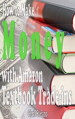 How to Make Money with Amazon Textbook Trade-ins