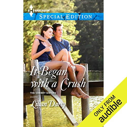 It Began with a Crush audiobook cover art