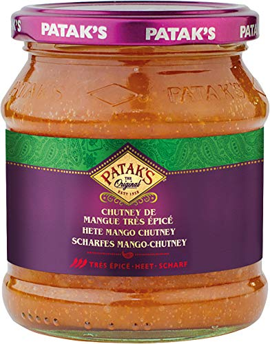 Patak's Chutney De Mango, Picante, 340 g