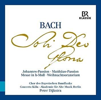 Bach: Soli Deo Gloria